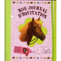 Mon journal d'équitation - Sophie Thalmann