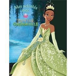 Mes activités avec Princesse Grenouille