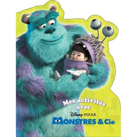 Mes activités avec Monstres & Cie