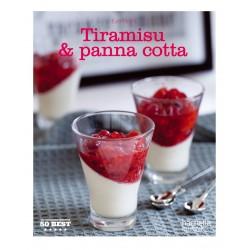 Tiramisu & Panna cotta - 50 Best