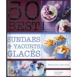 Sundaes & yaourts glacés - 50 best