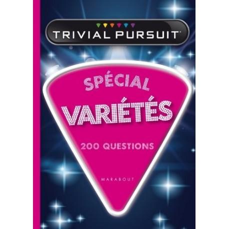 Trivial Pursuit - Spécial variétés - 200 questions