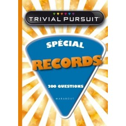 Trivial Pursuit - Spécial Records - 200 questions