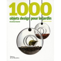 1000 objets de design pour le jardin et où les trouver