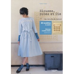 Blouses, robes et cie - Mes carnets de couture
