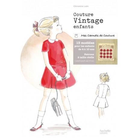 Couture vintage enfants - 13 modèles pour les enfants de 4 à 10 ans