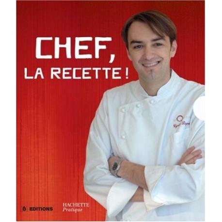 Chef, la recette ! Coffret en 2 volumes