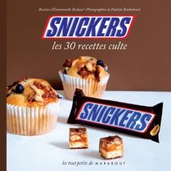 Snickers - Les 30 recettes culte