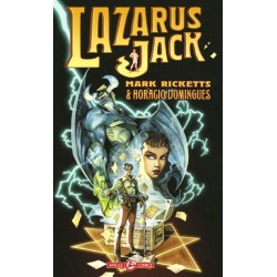 Lazarus Jack - Tome 1