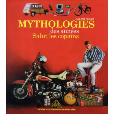 Mythologies des années Salut les copains