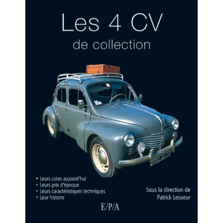 Les 4 CV de collection
