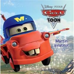 Cars Toon - Martin aviateur - Mon petit Cube
