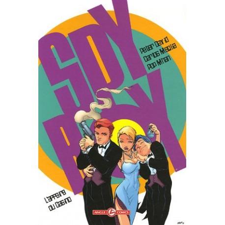 Spy Boy - Tome 3 - L'Affaire du Casino