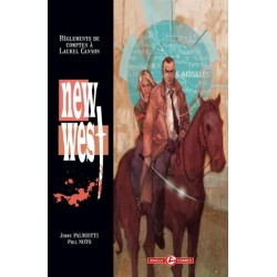New west - Tome 1 - Réglements de comptes à Laurel Canyon