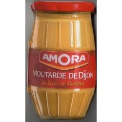 Amora - Moutarde de Dijon - Le livre de recettes