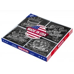 Made in USA - 90 recettes typiquement américaines - Coffret