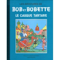 Bob et Bobette - Le casque tartare , Tome 3, collection bleue