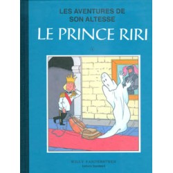 Les aventures de son altesse - Le prince riri, Tome 1, collection bleue