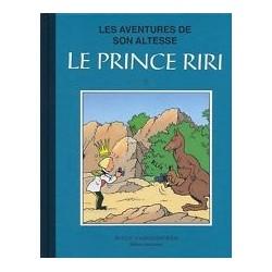 Les aventures de son altesse - Le prince riri, Tome 3, collection bleue