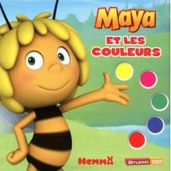 Maya et les couleurs