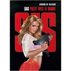SAS Pacte avec le diable - Tome 1