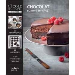Chocolat comme un chef - Lécole de la cuisine
