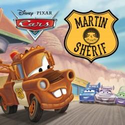 Cars - Martin Shérif