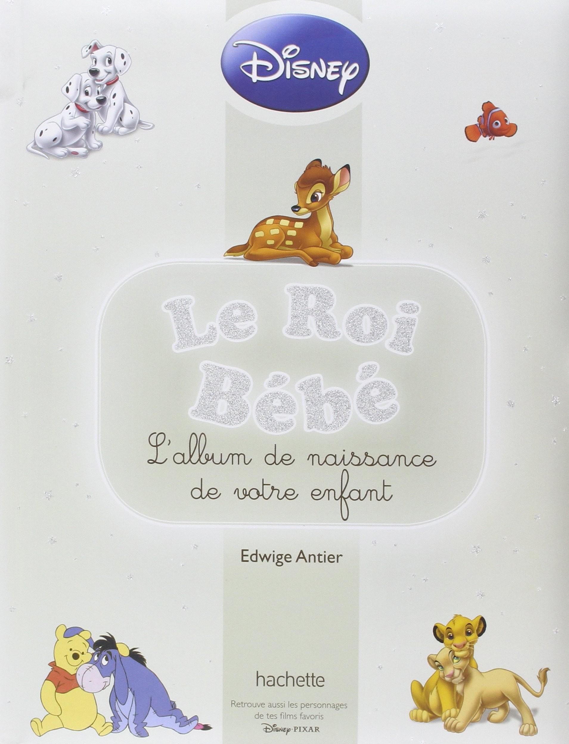 Le Roi Bebe L Album De Naissance De Votre Enfant