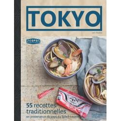 Tokyo - 55 recettes traditionnelles en provenance du pays du Soleil-Levant