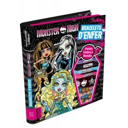 Monster High - Coffret bracelets d'enfer
