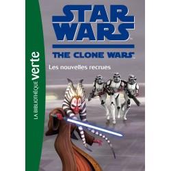 Star Wars The Clone Wars - Tome 15 - Les nouvelles recrues