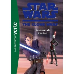 Star Wars The Clone Wars - Tome 16 - L'invasion de Kamino