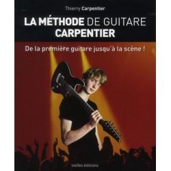 La méthode de guitare Carpentier - De la première guitare jusqu'à la scène !