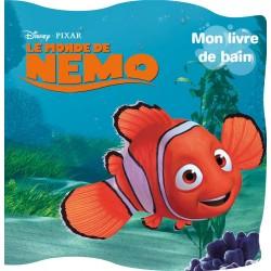 Le monde de Némo - Mon livre de bain