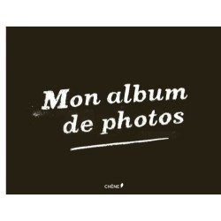 Mon album de photos