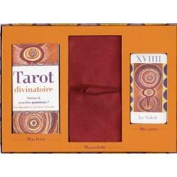 Coffret Tarot divinatoire - Mon livret, ma pochette, mes cartes