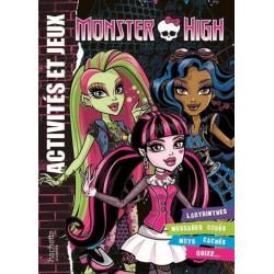 Monster High - Activités et jeux