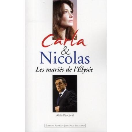 Carla & Nicolas - Les mariés de l'Elysée