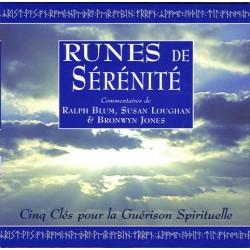 Coffret runes de Sérénité - Cinq clés pour la guérison spirituelle