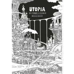 Utopia - Des mondes à colorier