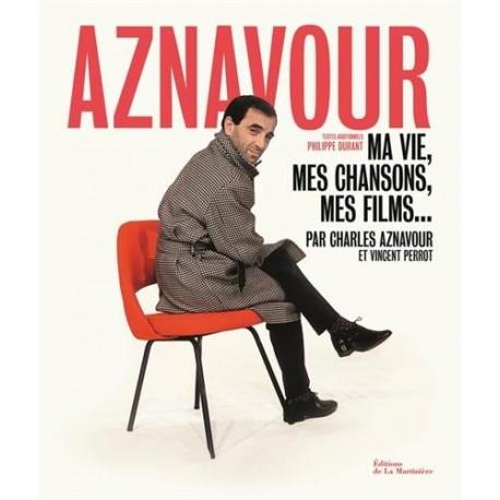 Aznavour - Ma vie, mes chansons, mes films…
