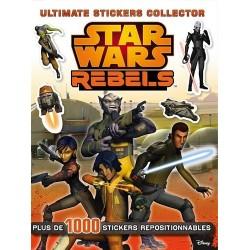 Star Wars Rebels - Plus de 1000 stickers repositionnables