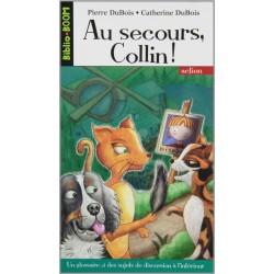 Biblio Boom Action - Les aventures de Collin L'Abyssin - Au secours, Collin ! - Numéro 10