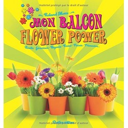 Mon balcon flower power