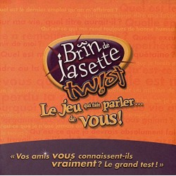 Coffret Brin de Jasette Twist - Le jeu qui fait parler… de vous !