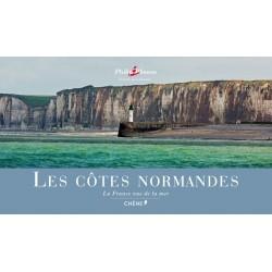 Les côtes normandes - La France vue de la mer