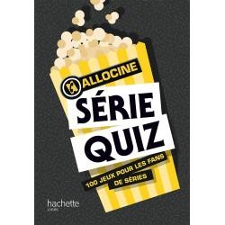 Allocine - Série quiz - 100 jeux pour les fans de séries