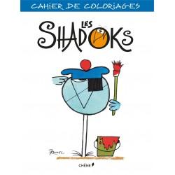 Cahier de coloriages - Les Shadoks