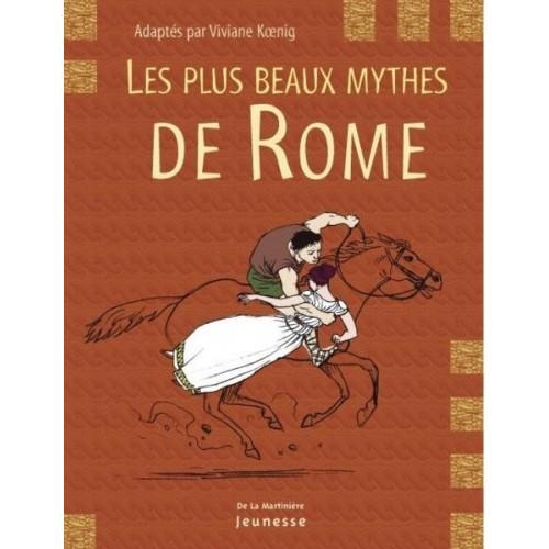 Les plus beaux mythes de Rome