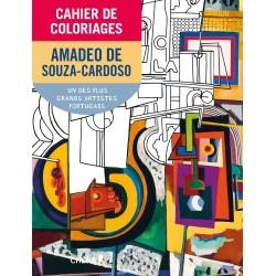 Cahier de coloriages - Amedeo de Souza-Cardoso - Un des plus grands artistes portugais